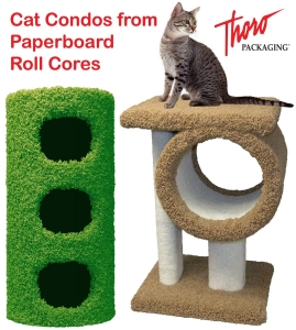 Cat Condos from Cores