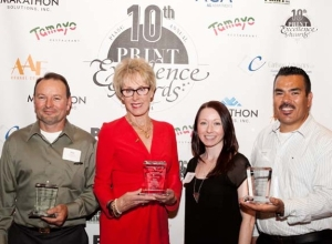 Thoro Team big winners at Print Excellence Awards