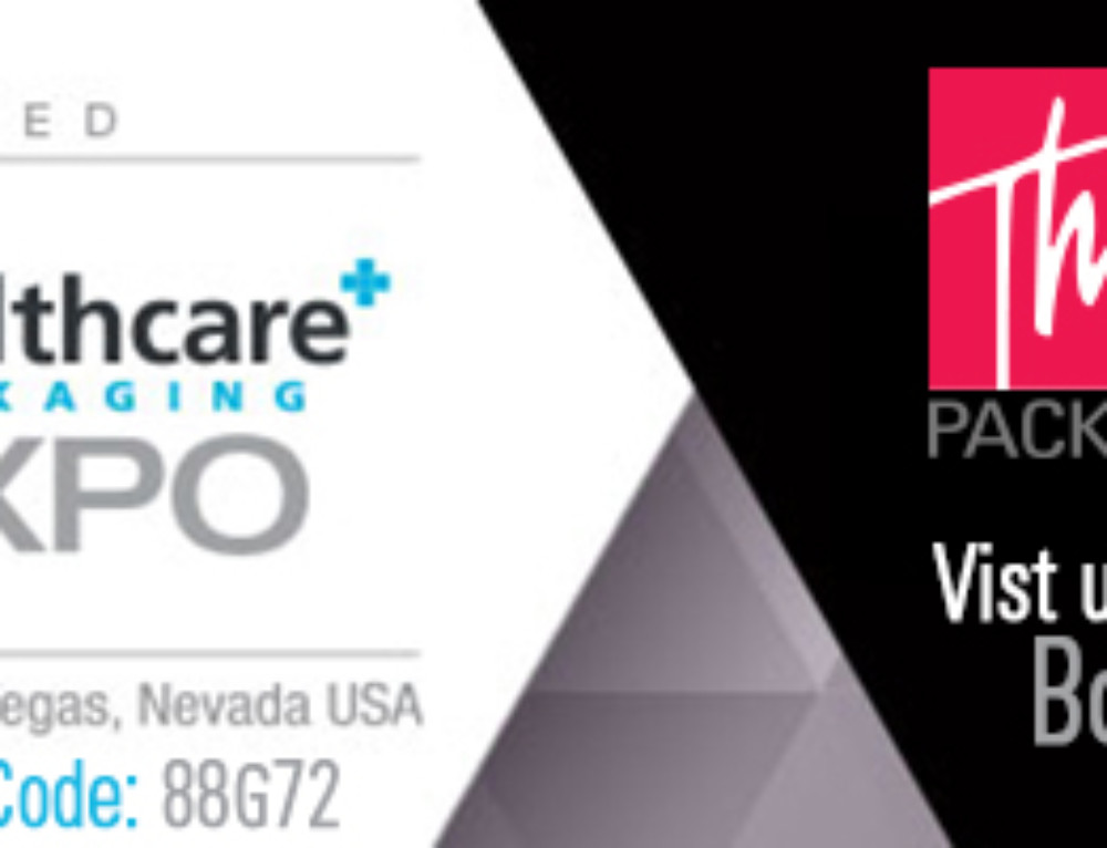 Visit Thoro at Pack Expo Las Vegas 2017